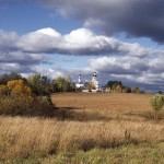 Виды монастыря